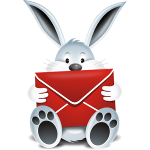 mail lapin
